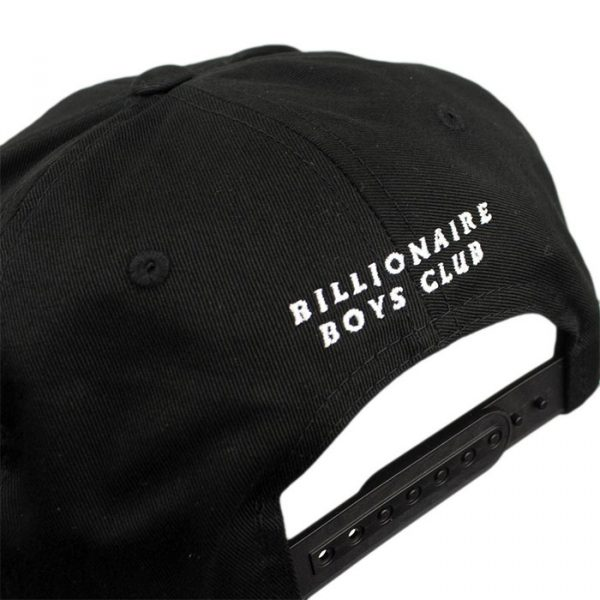 Billionaire Boys Club BB Astro Star Hat Black Back