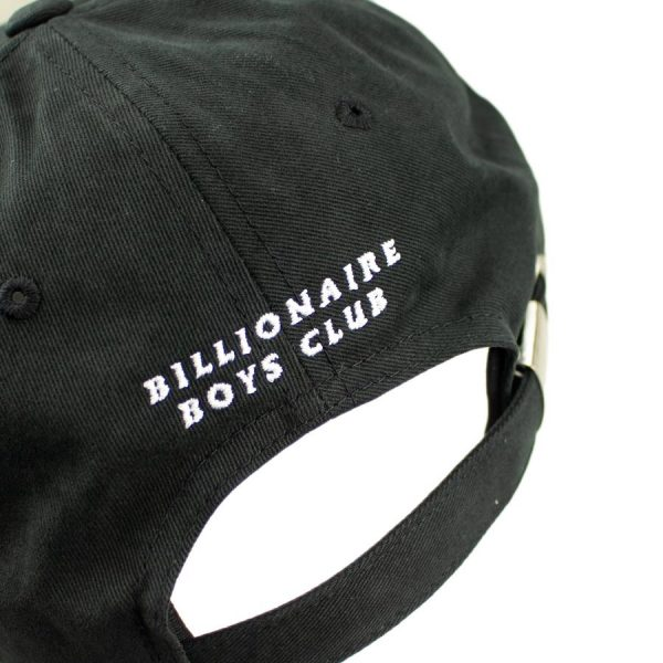 Billionaire Boys Club Logos Hat Back