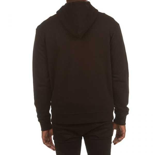 Ice Cream Slope Hoodie Black back