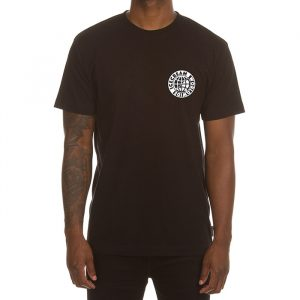Ice Cream Worldwide SS Tee Front Black