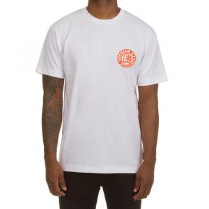 Ice Cream Worldwide SS Tee Front White