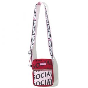 Anti Social Social Club No Plastic Shoulder Bag