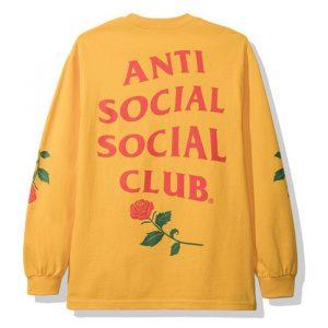 Anti Social Social Club Violets Are Blue Longsleeve