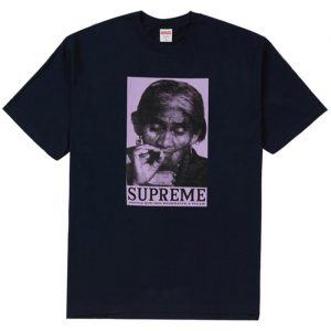 Supreme Aguila Tee Navy