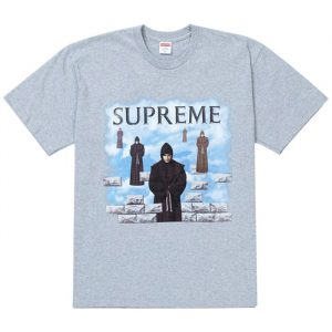 Supreme Levitation Tee Grey