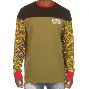 Billionaire Boys Club Treaty Longsleeve Knit