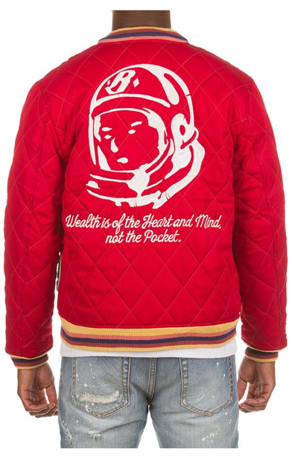 Billionaire Boys Club Inner Piece Jacket Back
