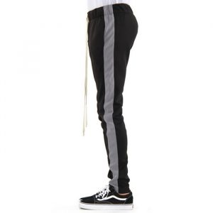 eptm track pants black charcoal side