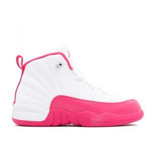 "Jordan Retro 12 ""Vivid Pink"" GS"