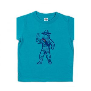 Kids BIllionaire Boys Club First Class SS Knit Blue
