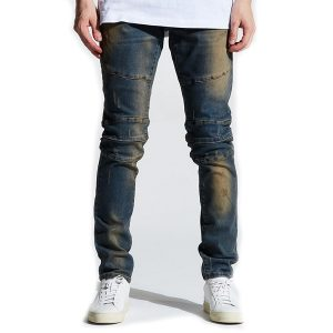 crysp denim montana denim sand wash front