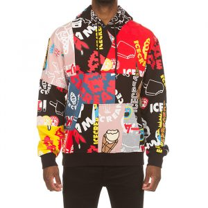 Ice Cream Collection Hoodie