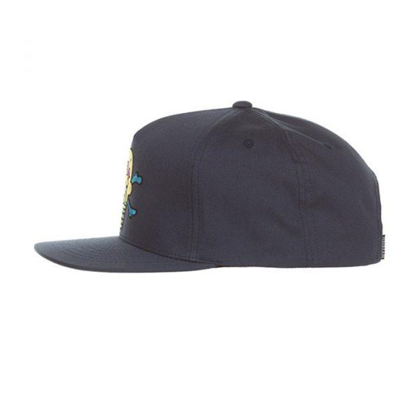 Ice Cream Green Cone Hat Midnight Blue Side