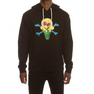 Ice Cream Lemonade Hoodie Black