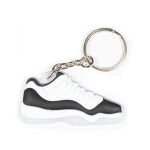 jordan retro 11 low concord keychain
