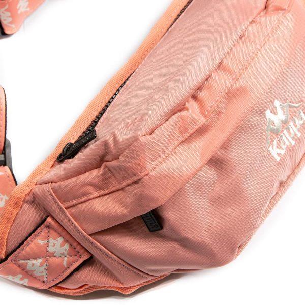 Kappa Banda Anais Fanny Pack Pink Close Up