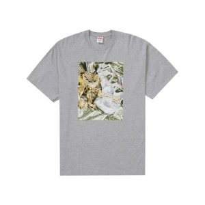Supreme Bling Tee Grey