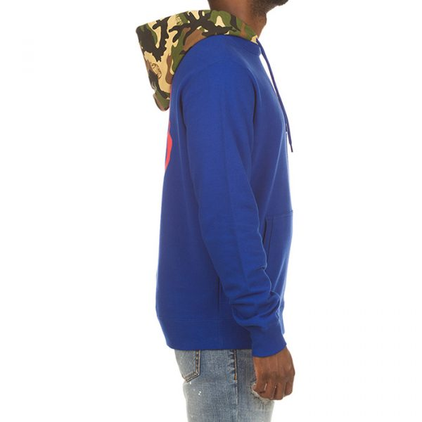 Billionaire Boys Club BB Tour Hoodie Side