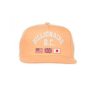 Billionaire Boys Club BC Snapback Peach Cobbler