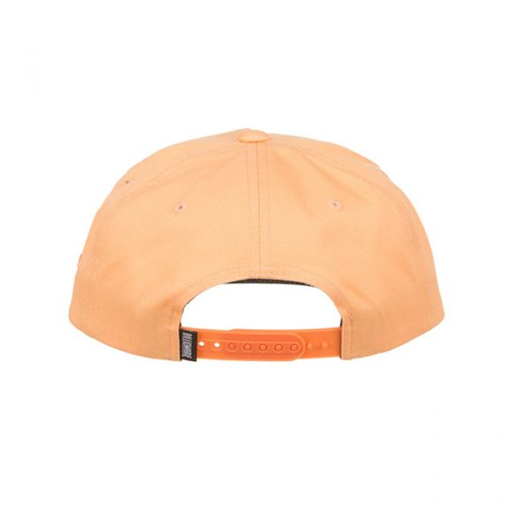 Billionaire Boys Club BC Snapback Peach Cobbler Back