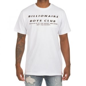 Billionaire Boys Club Heart Mind Pocket SS Knit