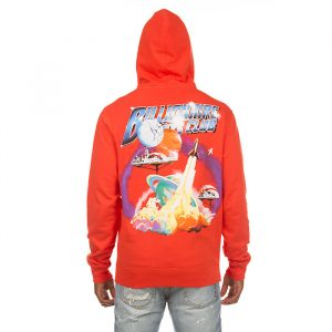 billionaire boys club worlds hoodie cayenne back