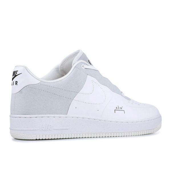 """Nike Air Force 1 Low """"A Cold Wall"""" Back"""