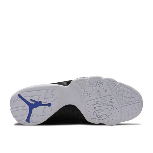 """Jordan Retro 9 """"Racer Blue"""" bottom"""