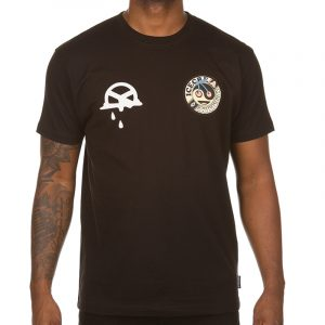 Ice Cream Creammmmm! Tee Black Front
