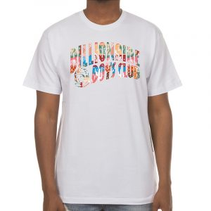 Billionaire Boys Club Arch Logo SS Tee SU 20 white