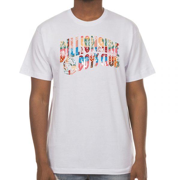 Billionaire Boys Club Arch Logo SS Tee SU 20 white