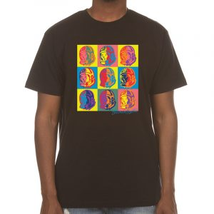billionaire boys club pop ss tee black