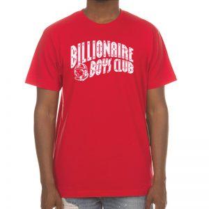 Billionaire Boys Club Dazed SS Tee Red