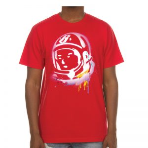 Billionaire Boys Club Helmet SS Knit Summer 2020 Red
