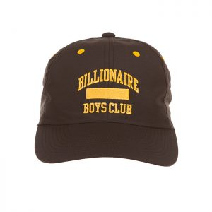 Billionaire Boys Club BB No Cap Dad Hat Black Front
