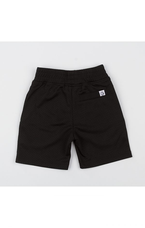Kids Billionaire boys club bb diamond shorts back