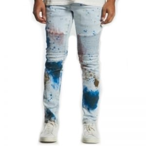Embellish Lennox Biker Denim