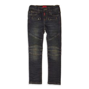 Haus Of Jr Ono Biker Denim Front