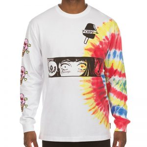 Ice Cream Hippy LS Knit Front