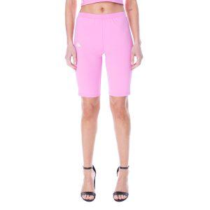 Womens Kappa Cicles Shorts PInk Fuschia White