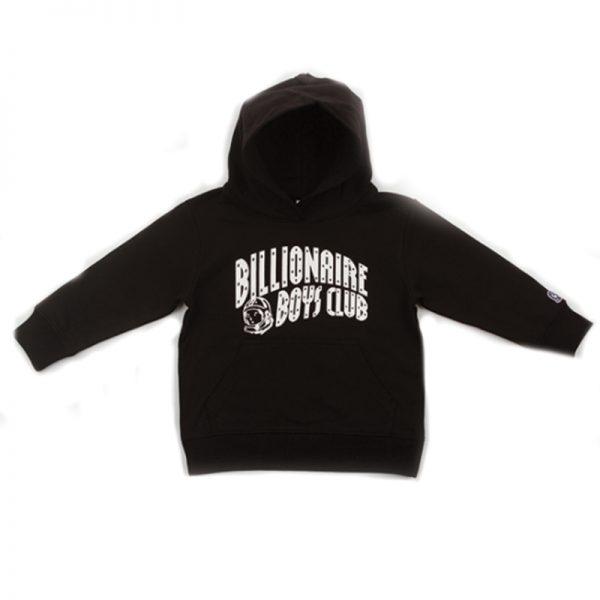 Kids Billionaire Boys Club Arch Logo Hoodie Black