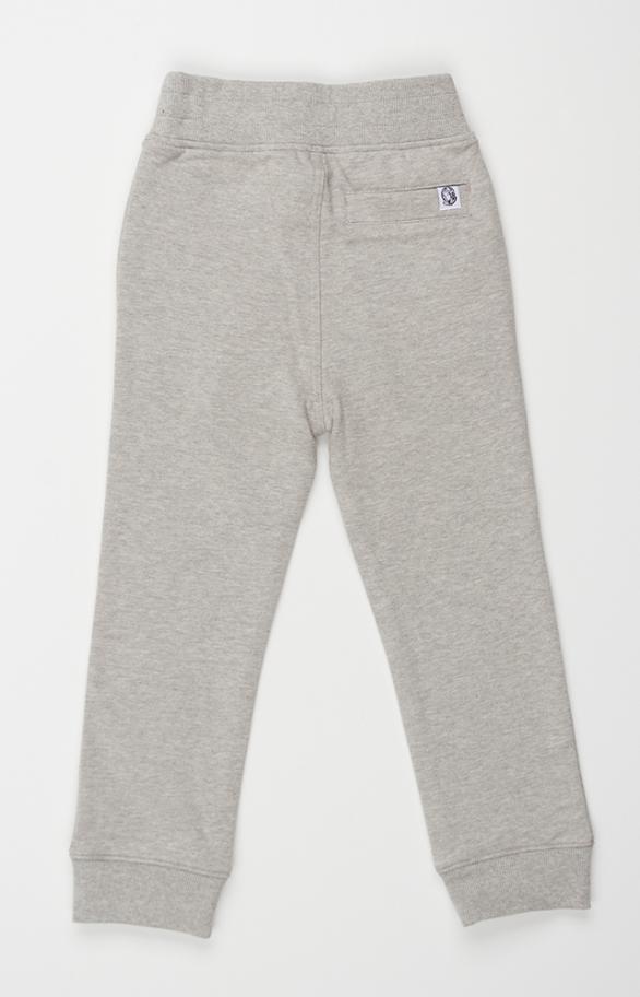 Kids Billionaire Boys Club Arch Sweatpants Grey Back