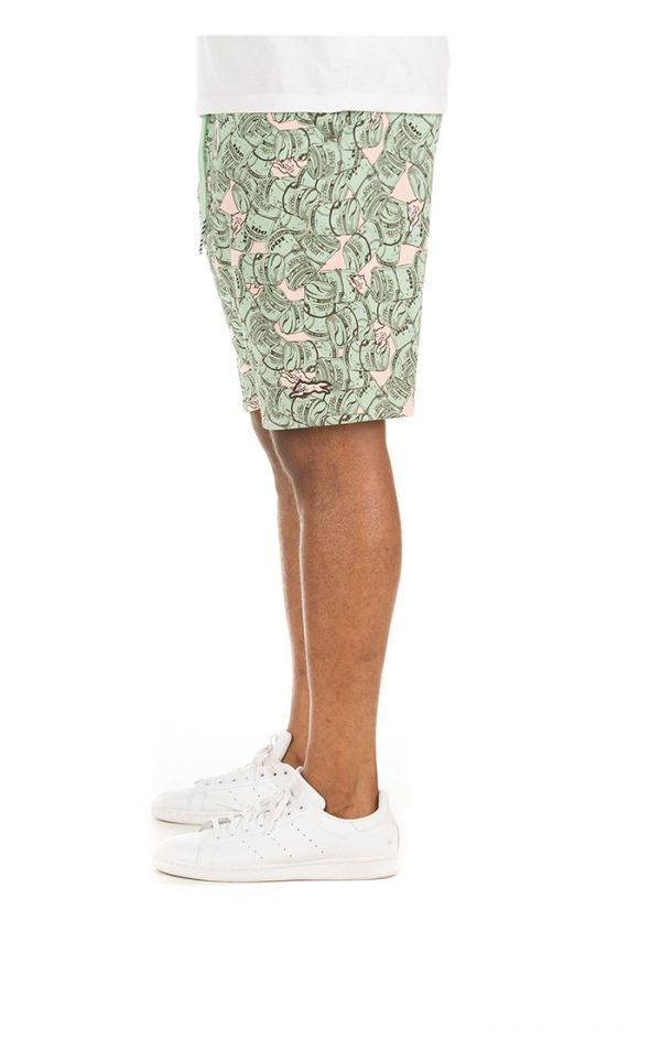 Ice Cream Rolls Shorts Side