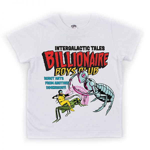 Kids Billionaire Boys Club Fly Trap SS Tee