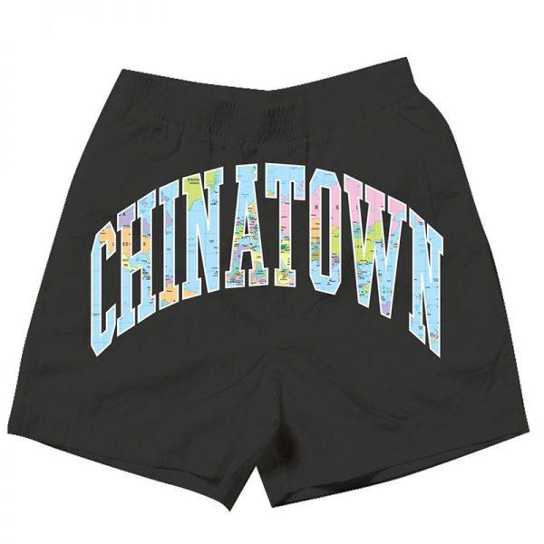Chinatown Market Globe Arc 2.0 Sweat Shorts