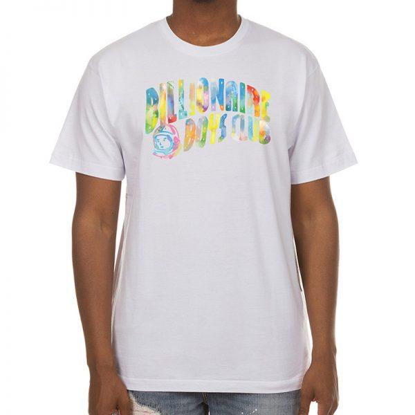 Billionaire Boys Club BB Watercolor SS Tee White