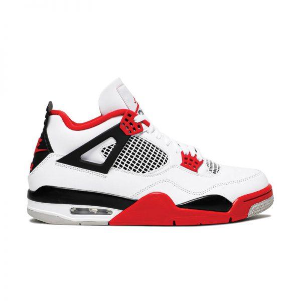 Jordan Retro 4 Fire Red 2020