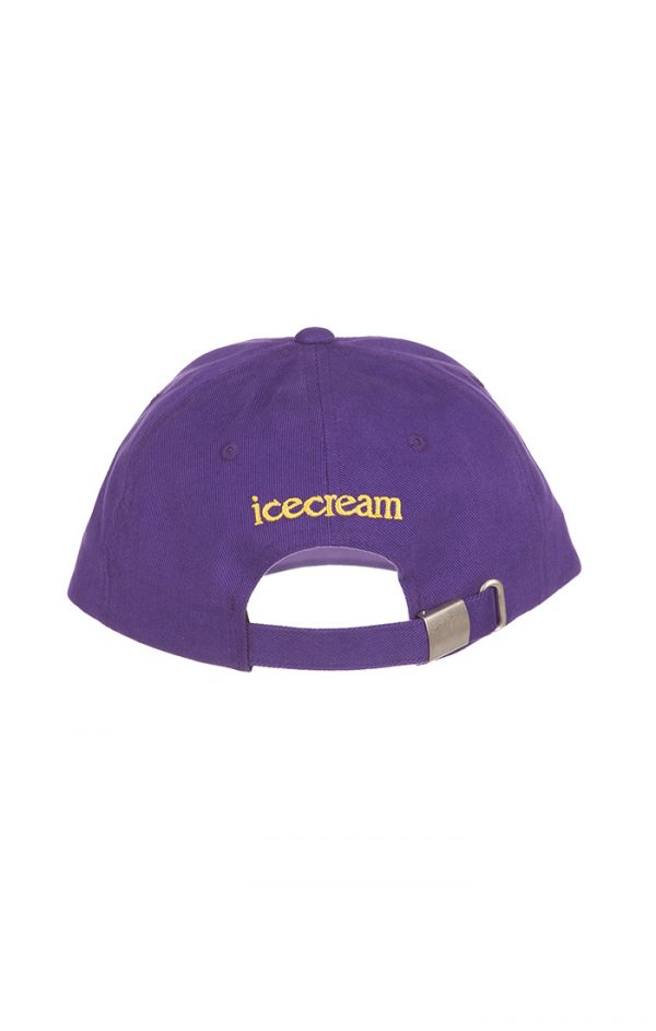 Ice Cream Bling Dad Hat Back