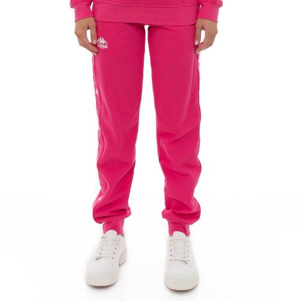 Womens Kappa Brily Sweatpants Front