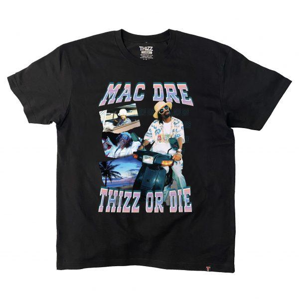 Thizz Vintage Hawaii Mac Dre Tee